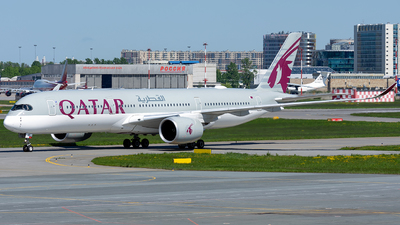 A picture of A7AMG - Airbus A350941 - Qatar Airways - © ArCher