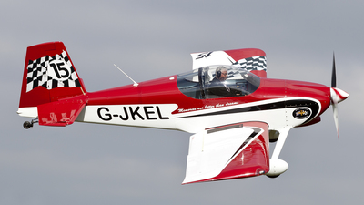 G-JKEL - Vans RV-7 - Private