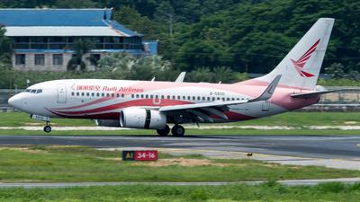 B-5830 - Boeing 737-7ME - Ruili Airlines