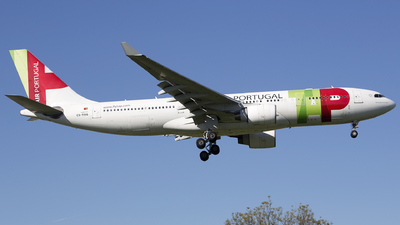 CS-TOG - Airbus A330-223 - TAP Portugal