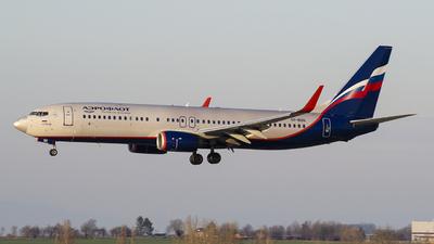 VP-BGN - Boeing 737-8LJ - Aeroflot