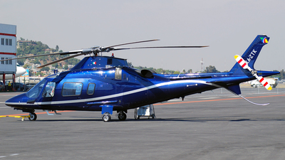 XA-ZTK - Agusta A109E Power - Private