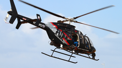 N137PD - Bell 407 - Puerto Rico - Police