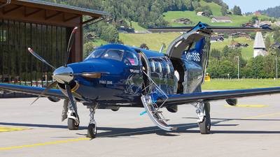 OH-SSS - Pilatus PC-12/47E - Fly 7 Executive Aviation