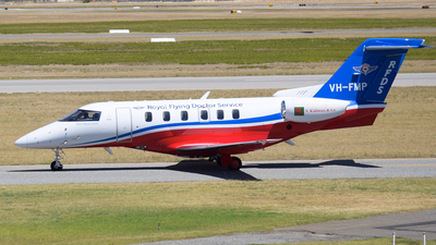 VH-FMP - Pilatus PC-24 - Royal Flying Doctor Service of Australia (Central Section)