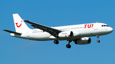 ES-SAW - Airbus A320-232 - TUI (Smartlynx Airlines)
