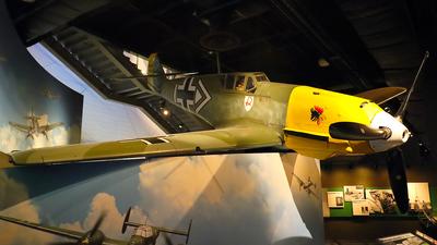 NX109J - Messerschmitt Bf 109E-3 - Private