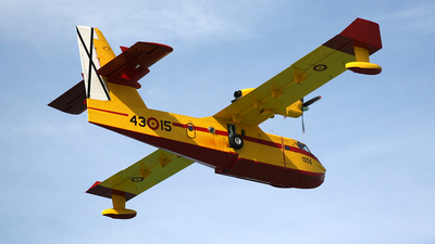 UD.13T-15 - Canadair CL-215T - Spain - Air Force