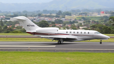 N970SK - Cessna 750 Citation X - Private
