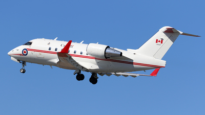 144617 - Bombardier CC-144C Challenger - Canada - Royal Canadian Air Force (RCAF)