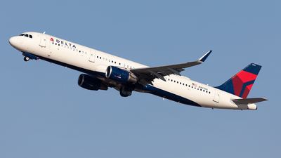 N307DX - Airbus A321-211 - Delta Air Lines