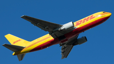 A picture of N657GT - Boeing 767281(BDSF) - DHL - © Jake Simpson