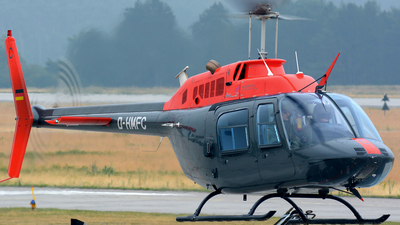 A picture of DHMFC - Bell 206B3 Jetranger - [3067] - © Nils Berwing