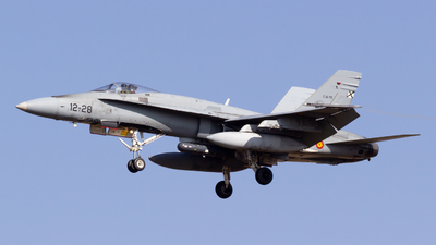 C.15-70 - McDonnell Douglas EF-18M Hornet - Spain - Air Force