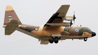 346 - Lockheed C-130H Hercules - Jordan - Air Force