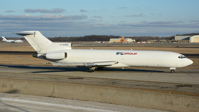 N216WE - Boeing 727-2S2(Adv)(F) - IFL Group