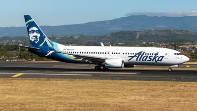 A picture of N517AS - Boeing 737890 - Alaska Airlines - © Cristian Quijano