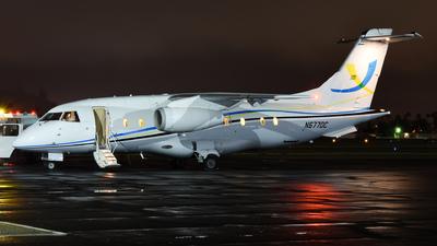 A picture of N677DC - Dornier 328300 JET - Key Lime Air - © Taylor Kim