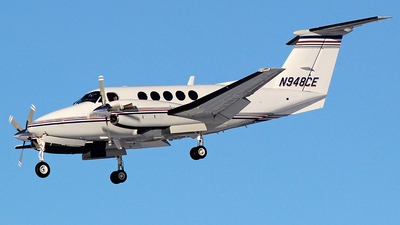 A picture of N948CE - Beech B200 Super King Air - [BB1736] - © GregMac