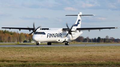 OH-ATI - ATR 72-212A(500) - Finnair (Nordic Regional Airlines NORRA)