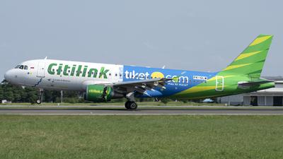 A picture of PKGLW - Airbus A320214 - Citilink - © Calvin L