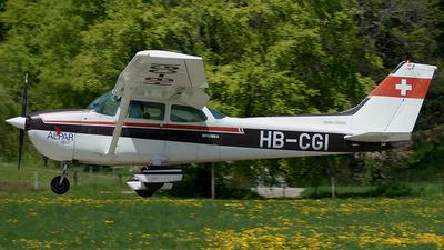 HB-CGI - Reims-Cessna F172P Skyhawk II - Alpar Belp