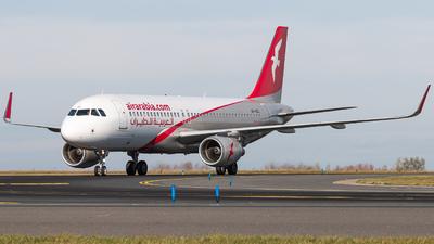 A picture of A6AOO - Airbus A320214 - Air Arabia - © Maratttik