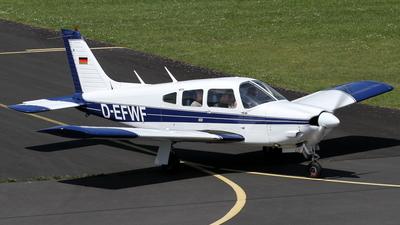 D-EFWF - Piper PA-28R-200 Cherokee Arrow II - Private