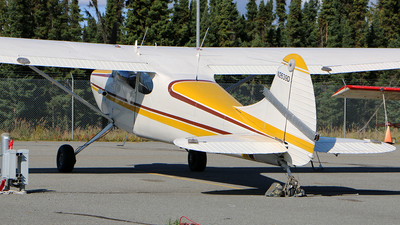 A picture of N2639D - Cessna 170B - [20791] - © Jeroen Stroes