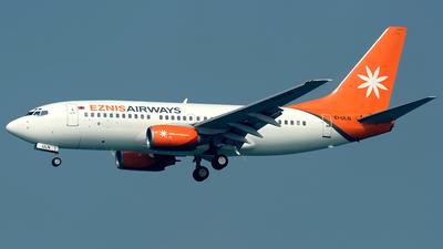 A picture of EIULN - Boeing 73773V - Arik Air - © Paul Y. M. Chow - AHKGAP
