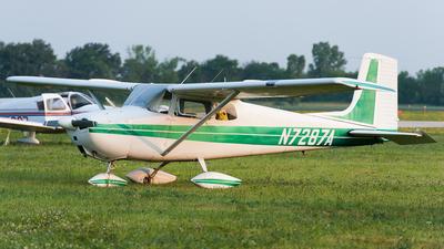 A picture of N7287A - Cessna 172 Skyhawk - [29387] - © SpotterPowwwiii