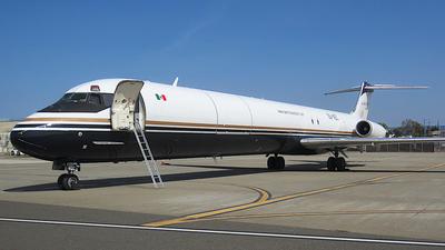 XA-VDC - McDonnell Douglas MD-83(SF) - Aeronaves TSM