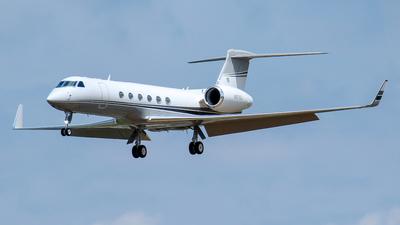 A picture of N970SJ - Gulfstream V - [562] - © nicholastoto