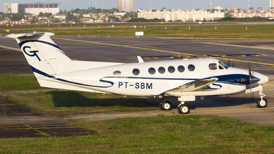 PT-SBM - Beechcraft B200GT Super King Air - Private