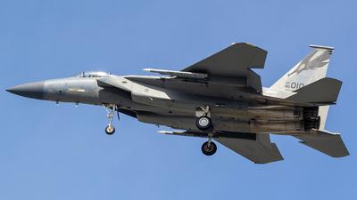 80-0010 - McDonnell Douglas F-15C Eagle - United States - US Air Force (USAF)