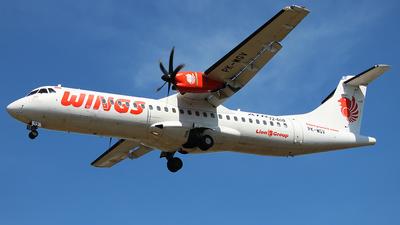 PK-WGV - ATR 72-212A(600) - Wings Air