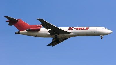 HS-SCJ - Boeing 727-247(Adv)(F) - K-Mile Air