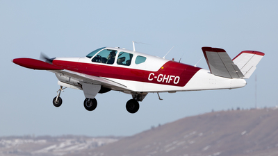 C-GHFO - Beechcraft J35 Bonanza - Private