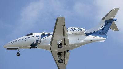 N348N - Embraer 500 Phenom 100E - Private
