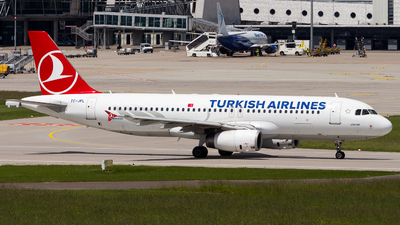 TC-JPL - Airbus A320-232 - Turkish Airlines