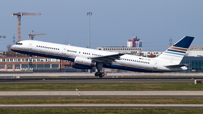 A picture of ECHDS - Boeing 757256 - Privilege Style - © JakkoFly