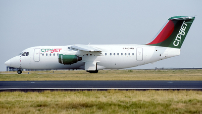 EI-CMS - British Aerospace BAe 146-200 - CityJet