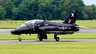 A picture of XX332 - BAe Systems Hawk T1A -  - © Jez-UK
