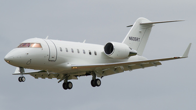 N605RT - Bombardier CL-600-2B16 Challenger 605 - Private
