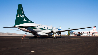 C-GYSK - Convair CV-340 - Canada - Government of Saskatchewan