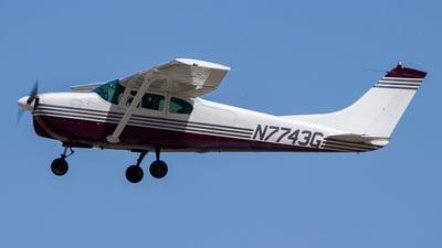 N7743G - Cessna 210 Centurion - Private