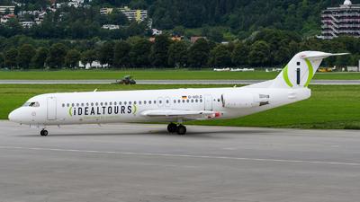 A picture of DAOLG - Fokker 100 - Avanti Air - © Günter Tiroler