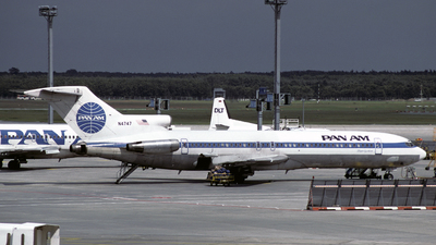 N4747 - Boeing 727-235 - Pan Am