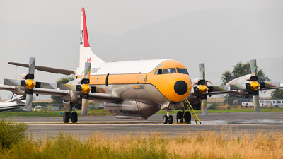C-GJTZ - Lockheed L-188C(F) Electra  - Air Spray