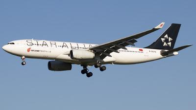 B-6075 - Airbus A330-243 - Air China